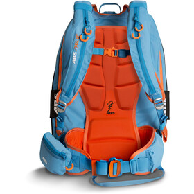 ABS p.RIDE Base Unit Original + p.RIDE 32 Mochila Antiavalancha, ocean blue